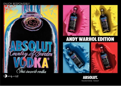 "OPENING AND EVENT FOR THE EXHIBITION ""ENDIJ VORHOL, KAS TU ESI? ABSOLUT  ĢĒNIJS' (""Who are You, Andy Warhol? Absolut Genius"")"