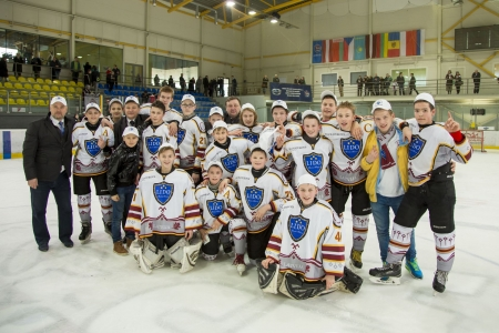 GUNĀRS ĶIRSONS AND JUNIOR HOCKEY SUPPORT EVENTS