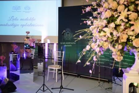 VID Lielo nodokļu maksātāju apbalvošanas ceremonija 2017