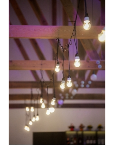Karināmās lampu virtenes