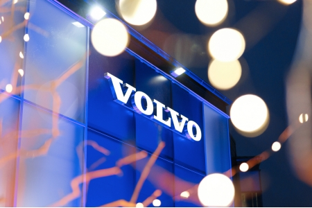 Volvo brand publicity