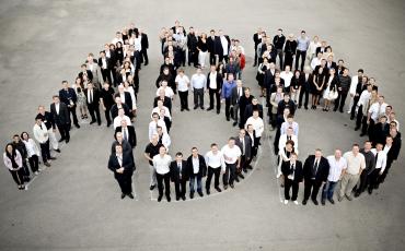 ABB 20 gadu jubilejas pasākums Zelta - 20