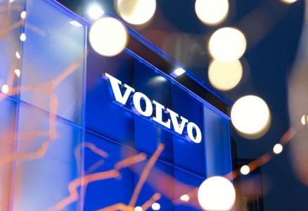 Продвижение бренда VOLVO