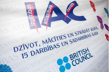 """IAC konference """"Dzīvot, mācīties un strādāt kopā"""""""